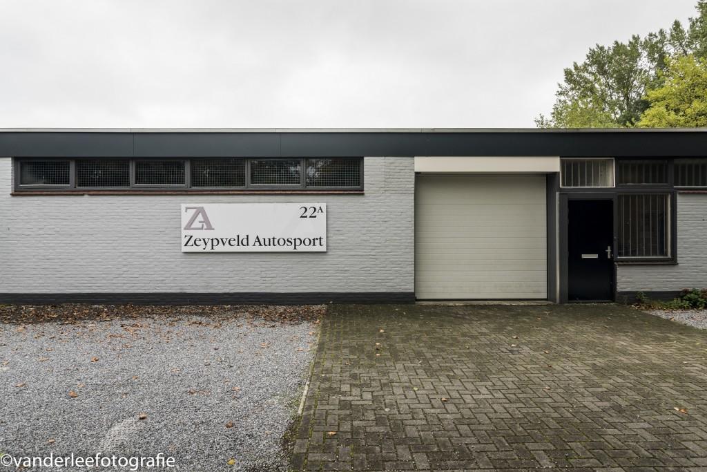 Pand - Zeypveld Autosport Zeist